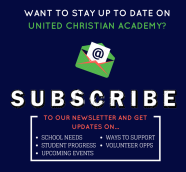 Newsletter Promotion