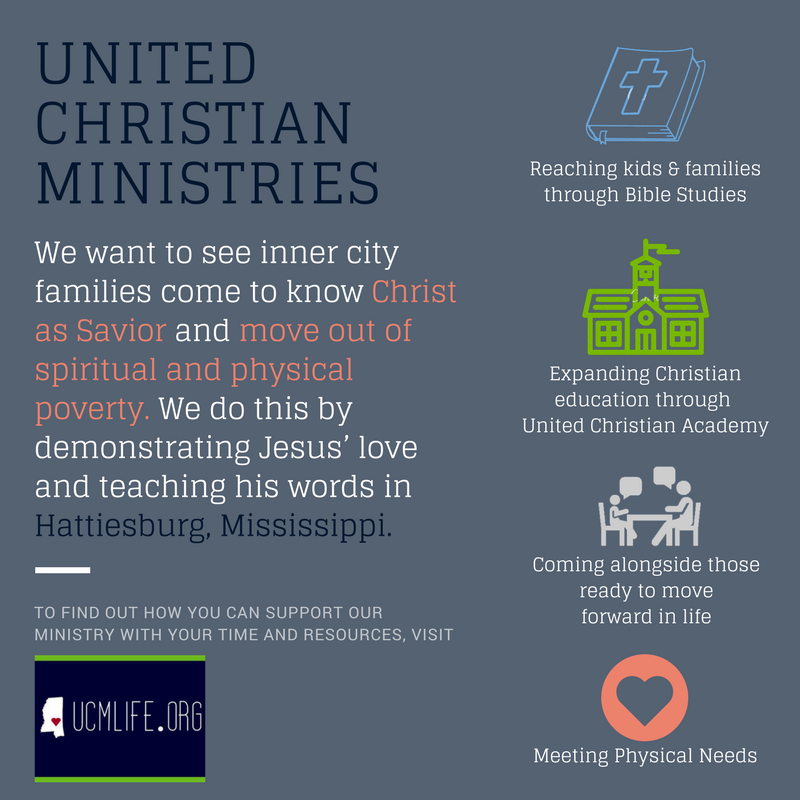 How We Help | United Christian Ministries